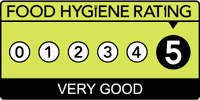 Link to our food hygiene rating